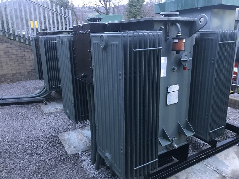 Transformer and Compound Remedial Works